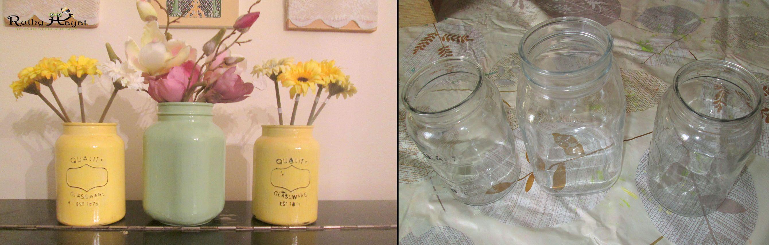 שקופה לאגרטל פרחים - אקססורייז לבית
