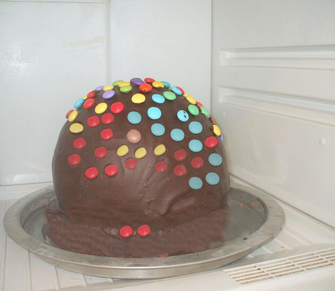 1 - עוגה עם הפתעה בפנים