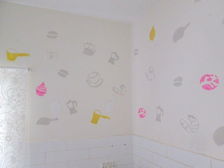 IMG 0061 - שבלונות במטבח