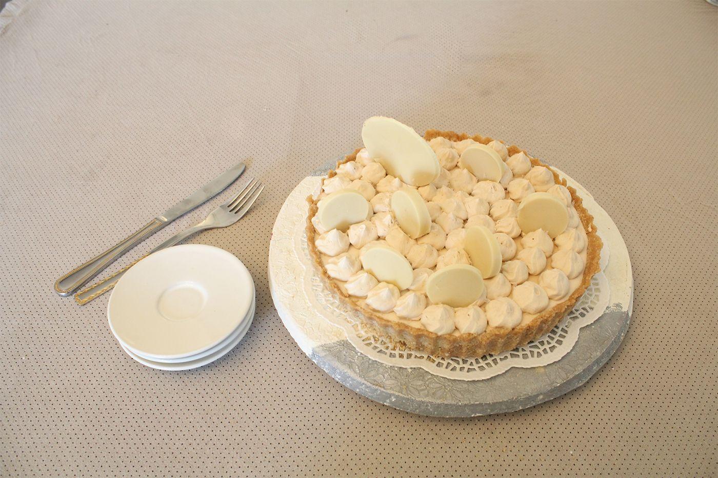 IMG 3295 - עוגת גבינה ללא אפיה