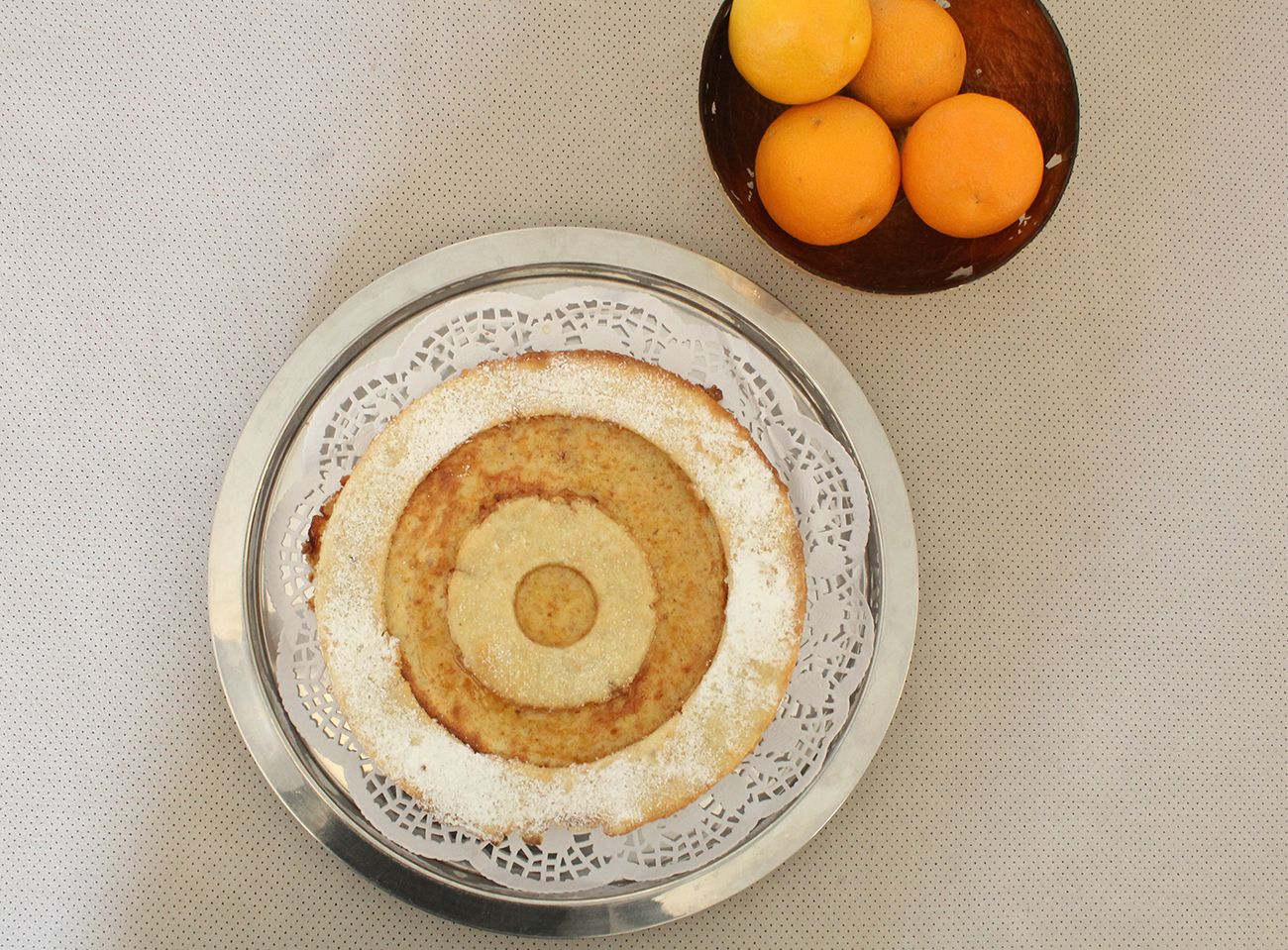IMG 3522 - טארט תפוזים ושקדים