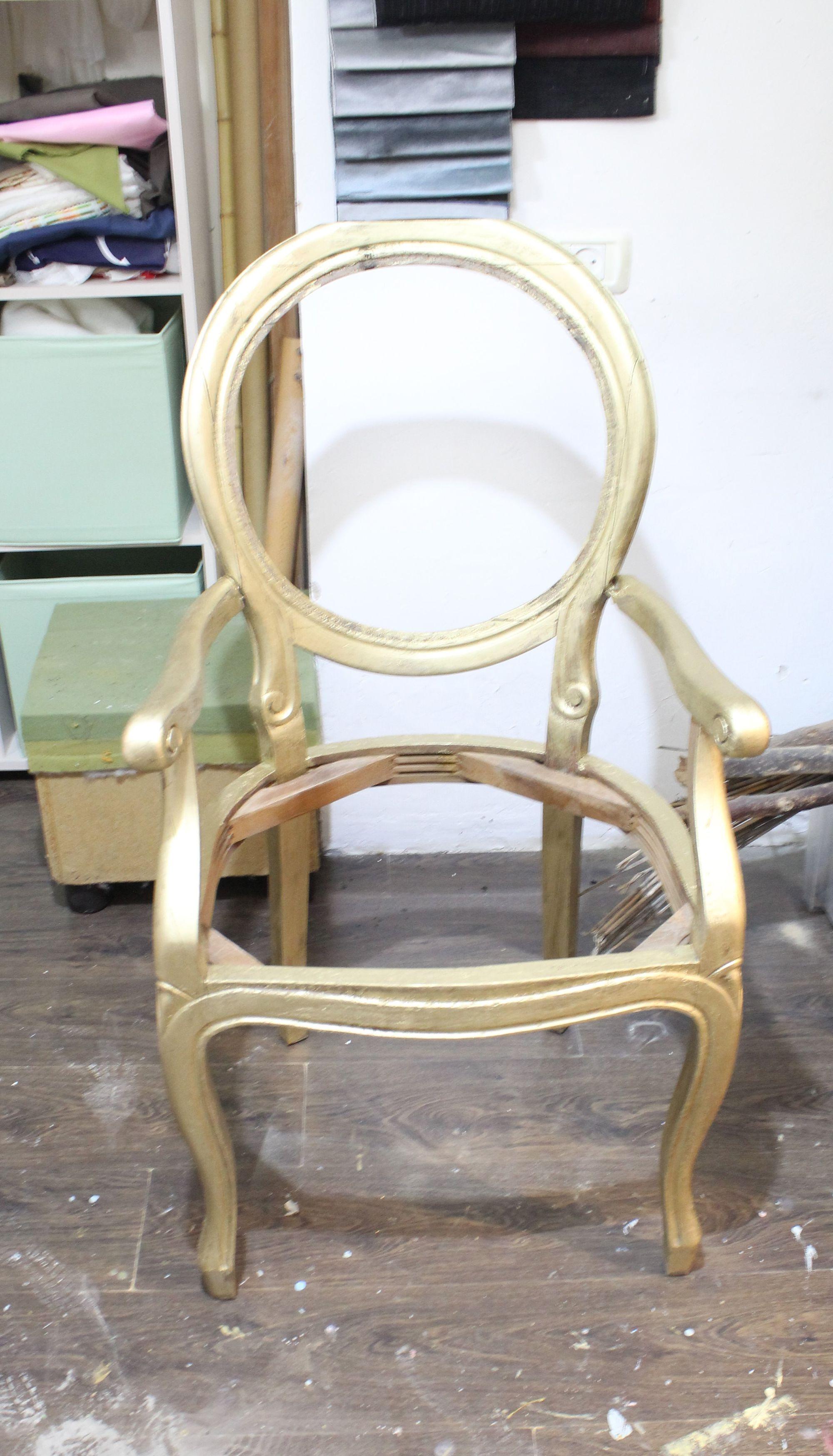 IMG 3406 - חידוש כסא עתיק