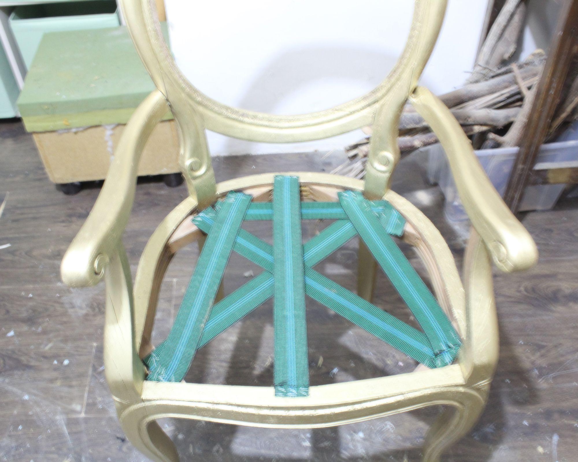 IMG 3409 - חידוש כסא עתיק
