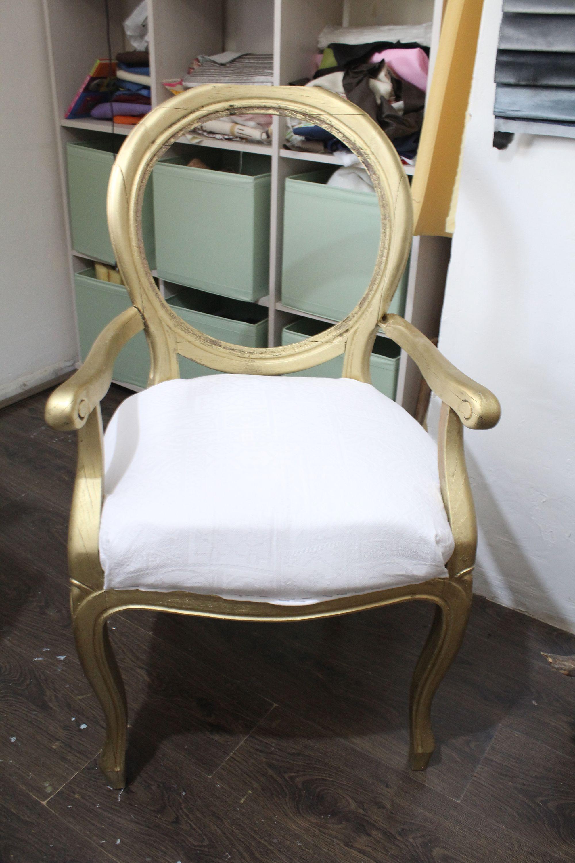 IMG 3858 - חידוש כסא עתיק