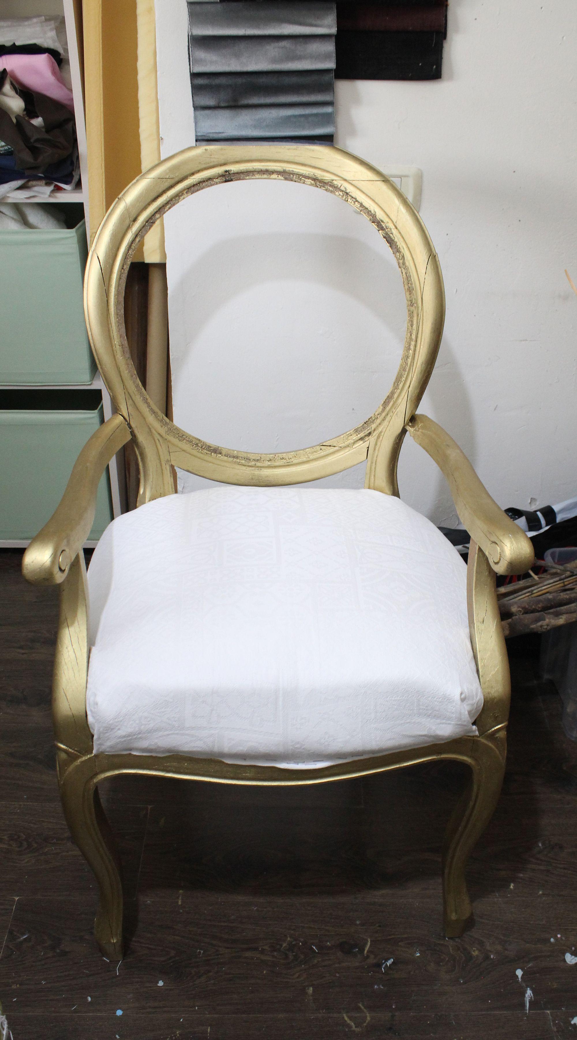 IMG 3859 - חידוש כסא עתיק