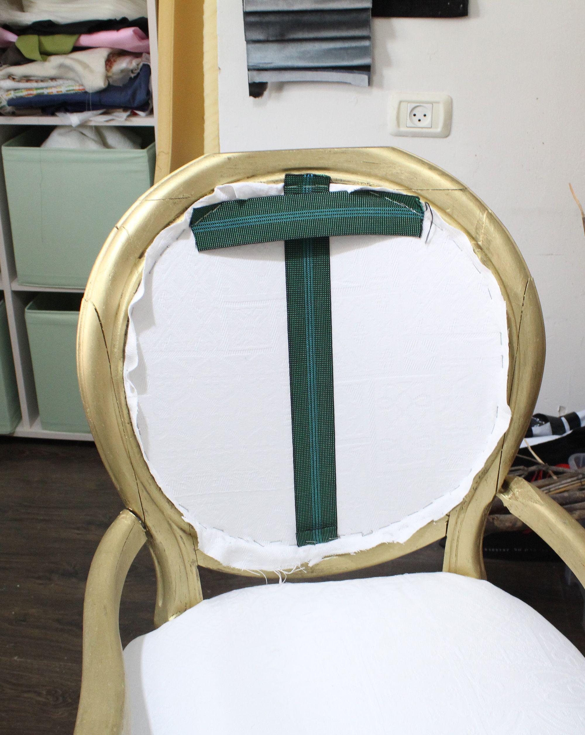IMG 3861 - חידוש כסא עתיק