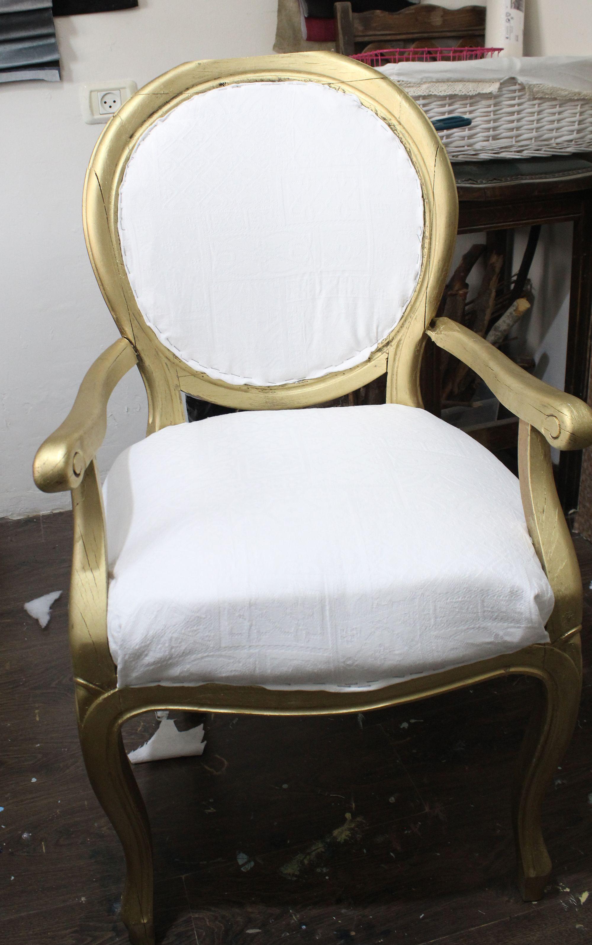 IMG 3866 - חידוש כסא עתיק