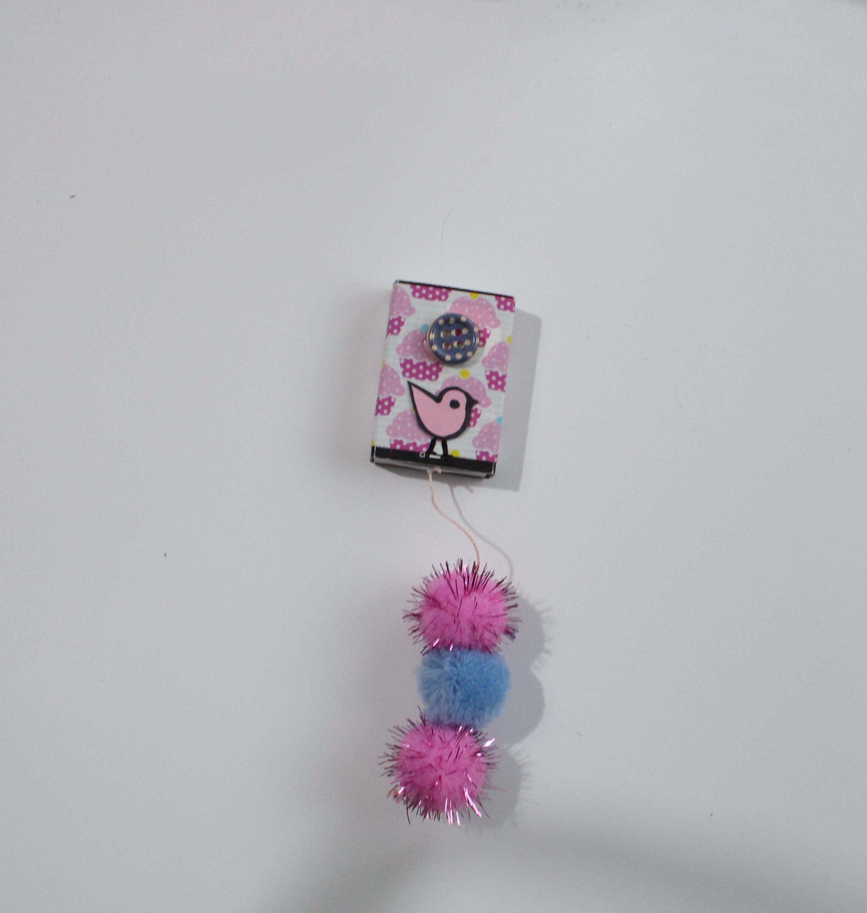 IMG 3889 - יצירת שובך יונים מקופסת גפרורים