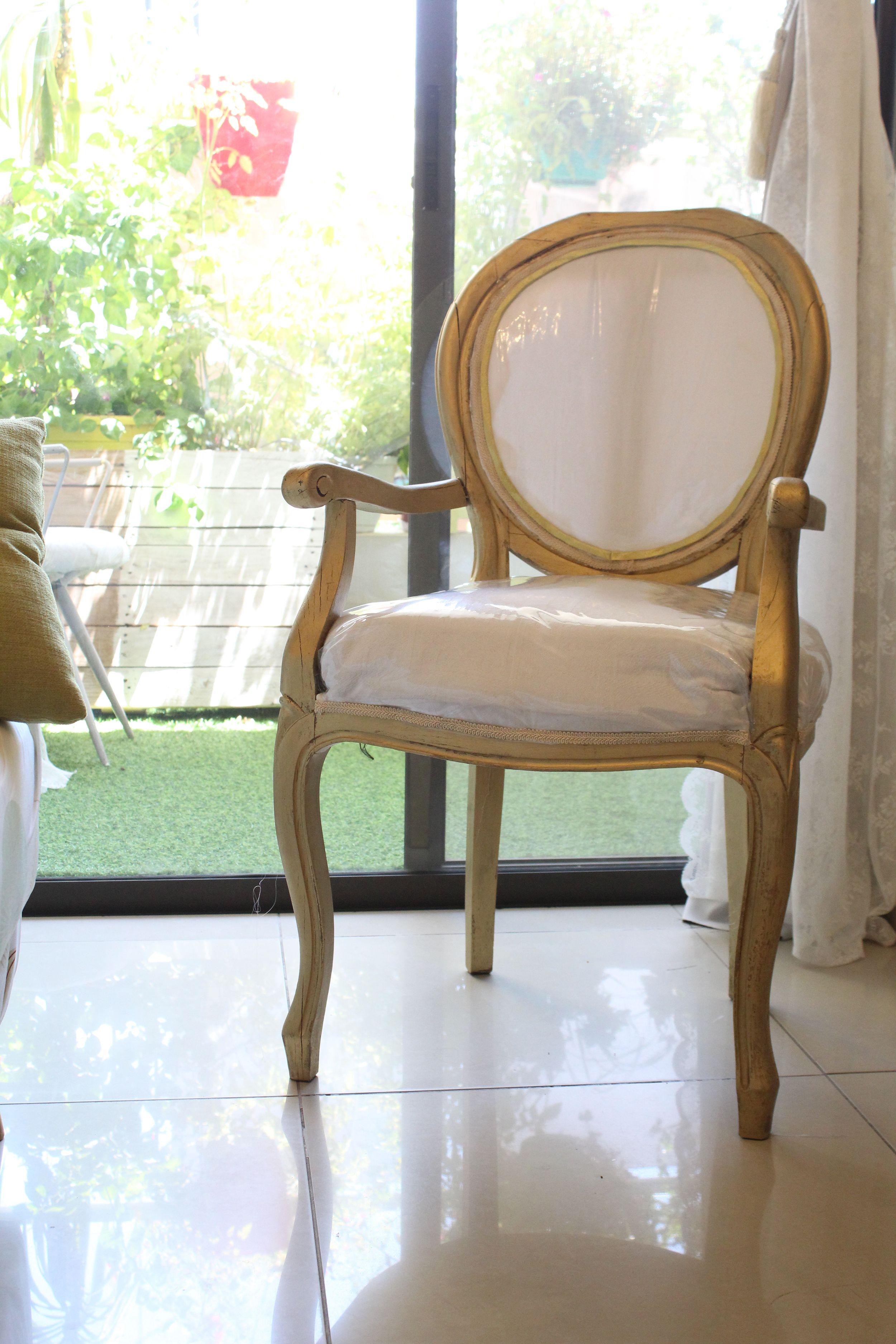 IMG 4199 - חידוש כסא עתיק