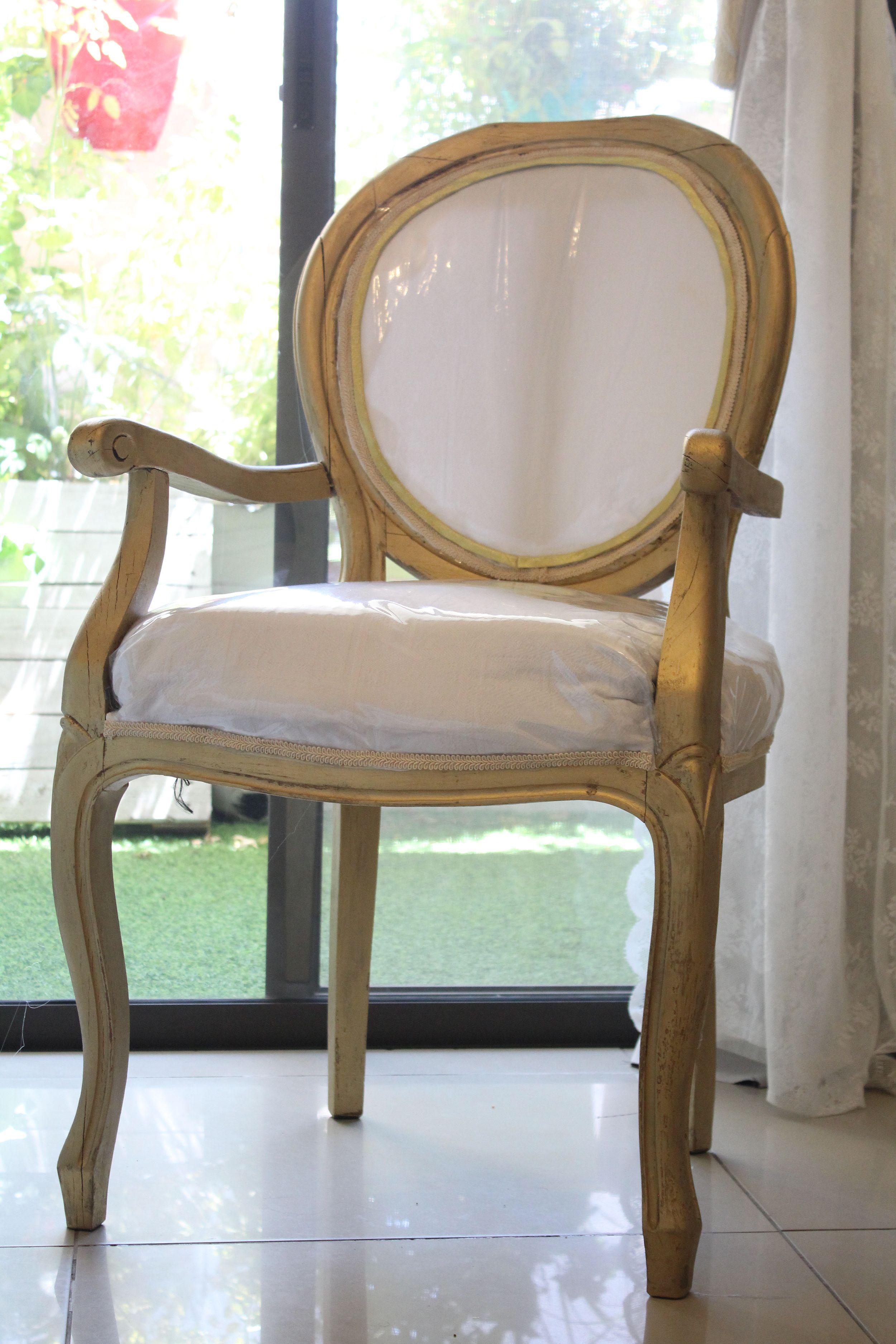 IMG 4202 - חידוש כסא עתיק