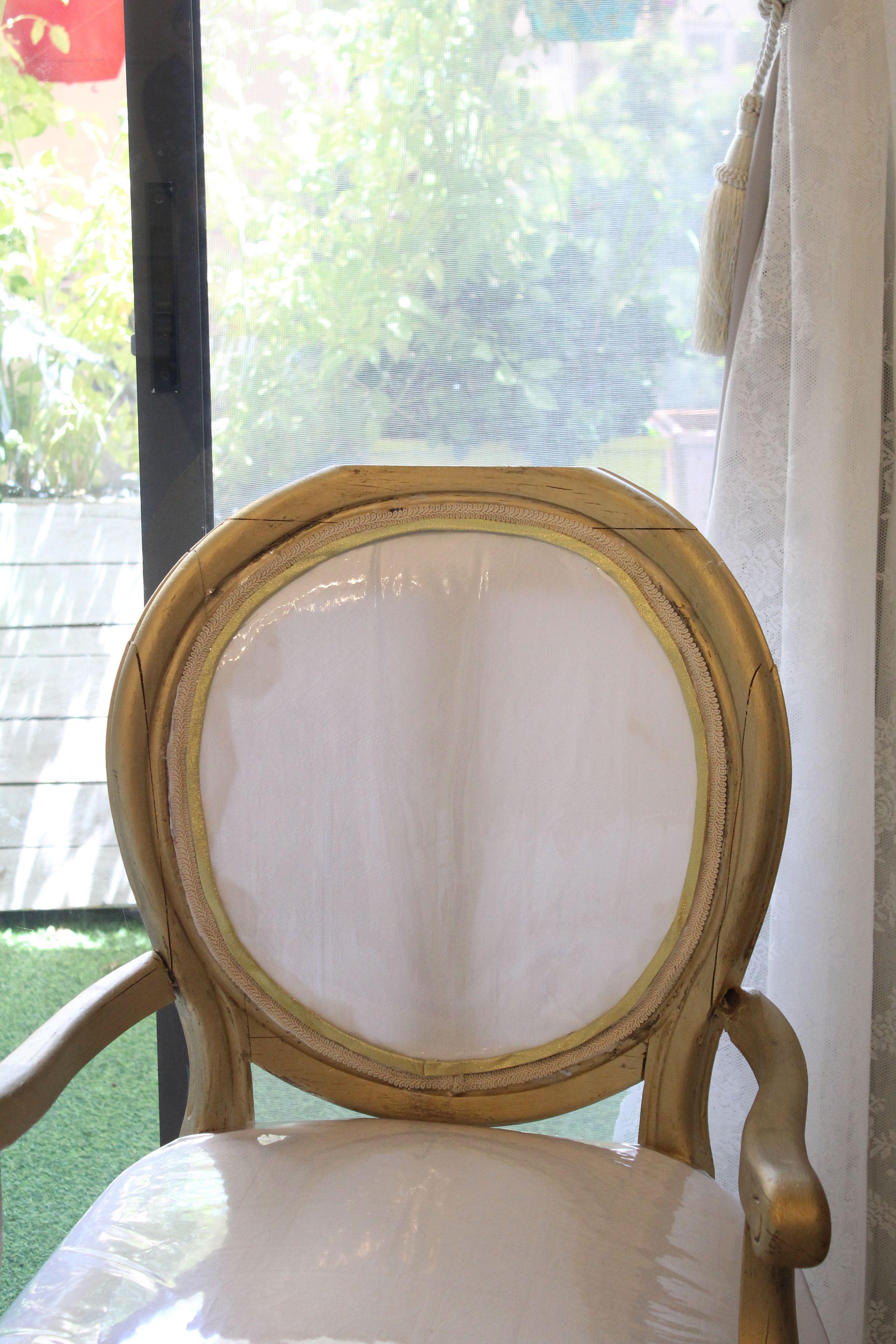 IMG 4207 - חידוש כסא עתיק