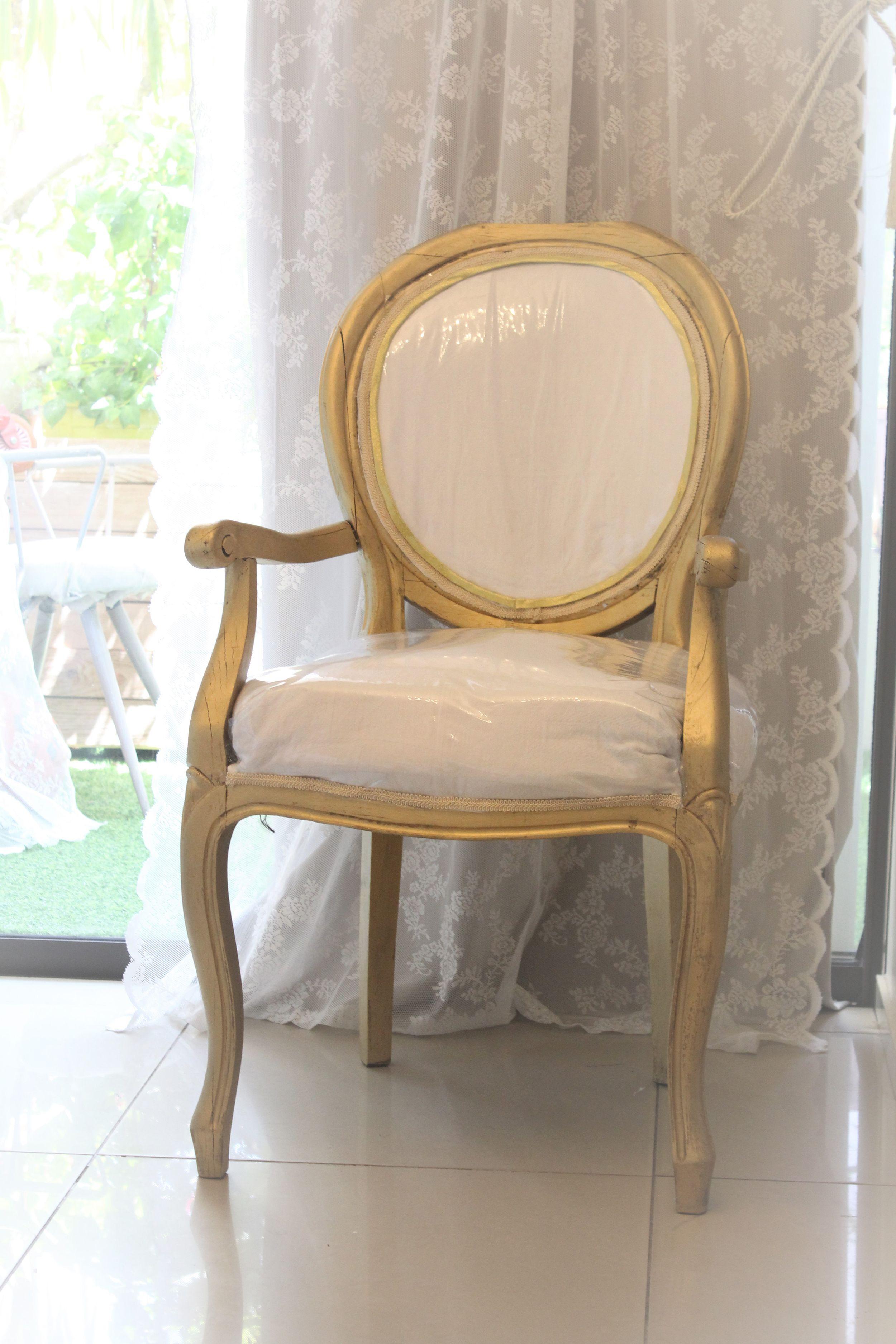 IMG 4210 - חידוש כסא עתיק