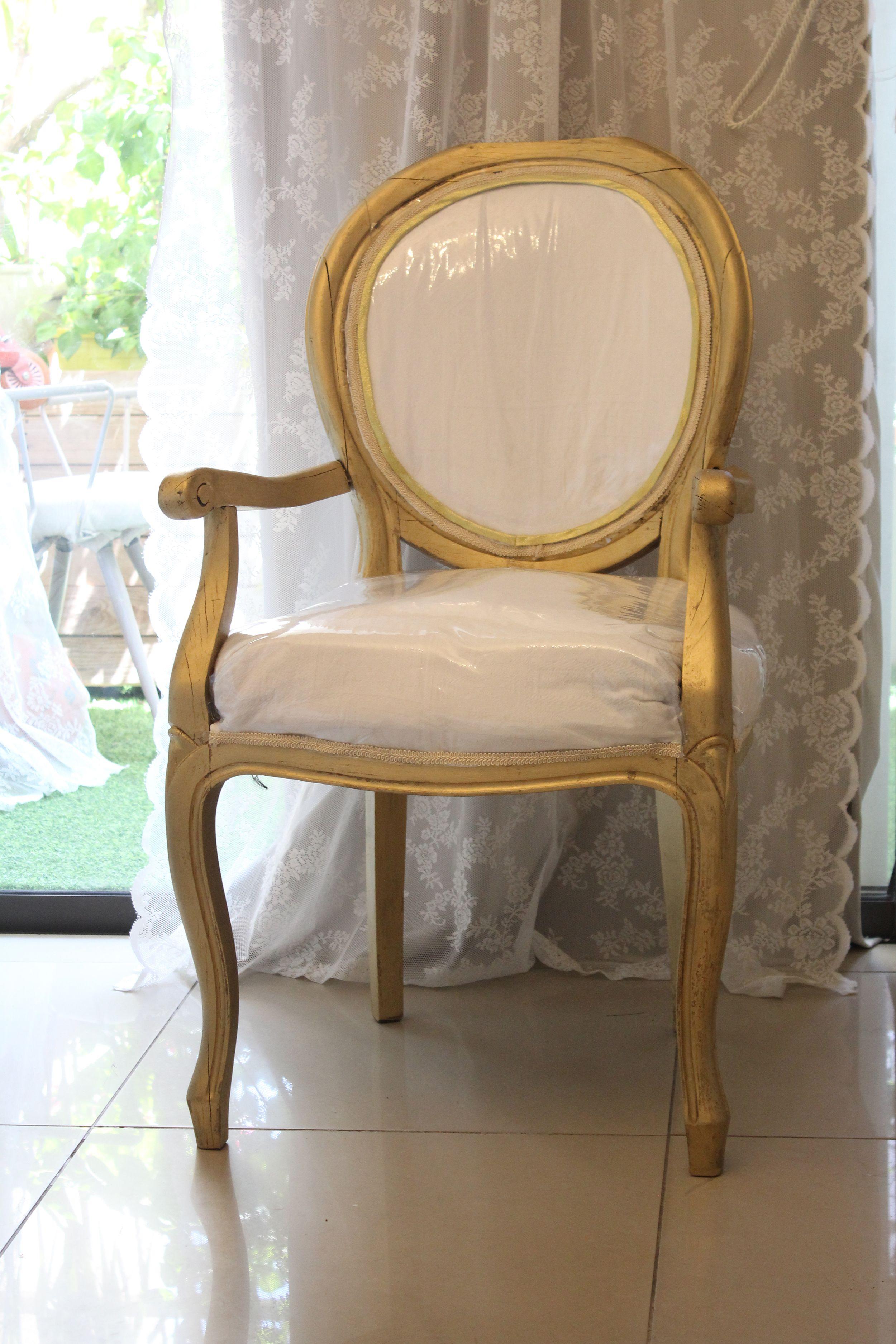 IMG 4211 - חידוש כסא עתיק