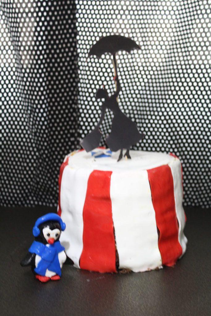 IMG 4415 683x1024 - עוגת יומולדת מארי פופינס