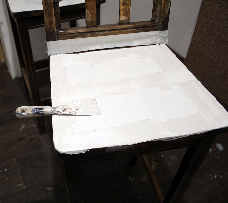 IMG 4864 - שיפוץ כסאות בר ישנים