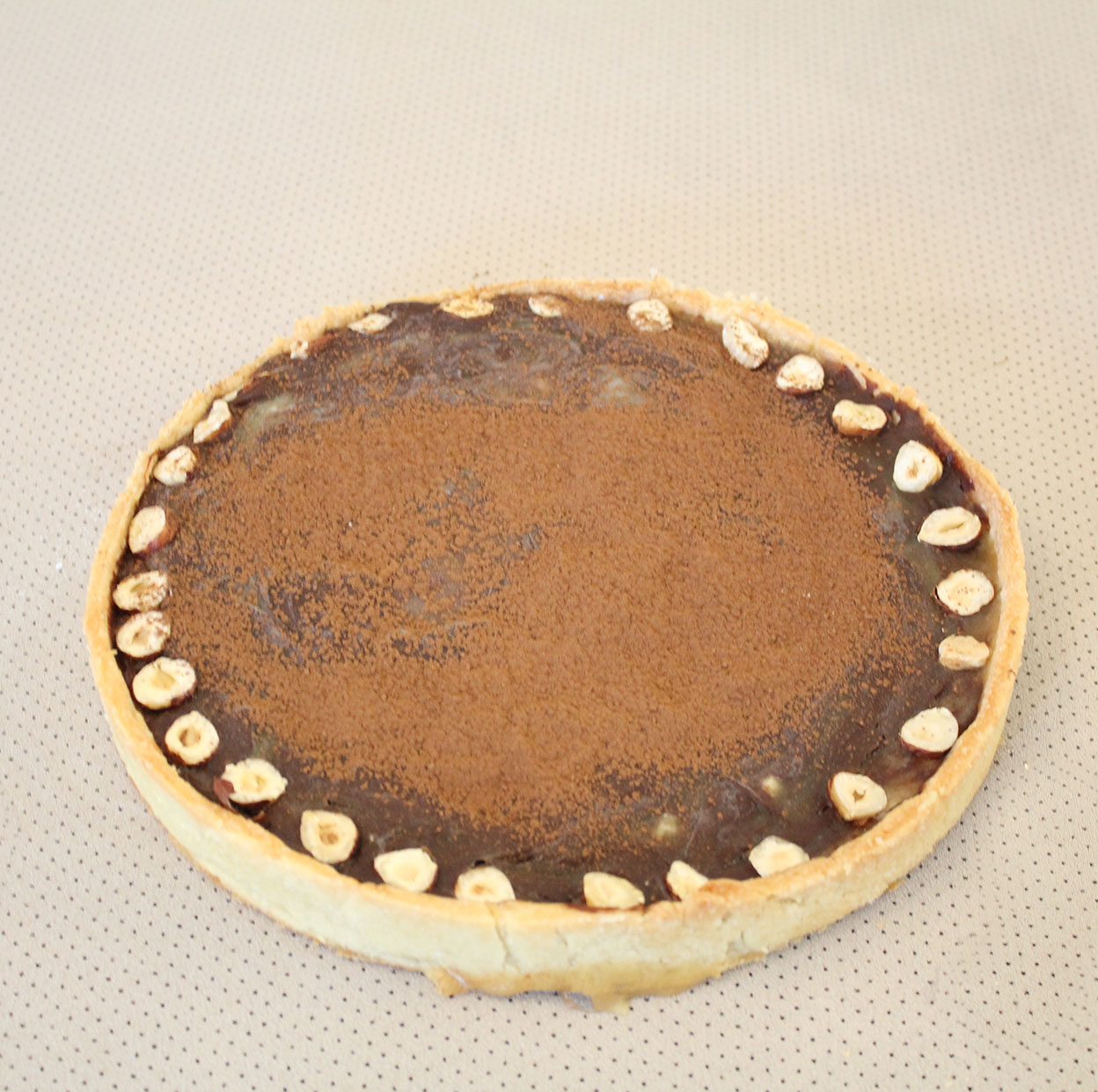 IMG 5055 - טארט שיש קרמל ושוקולד