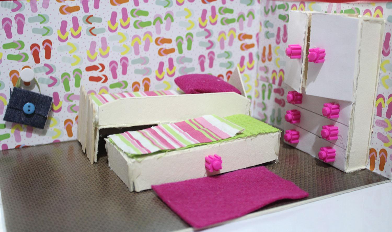 IMG 5176 - מיניאטורות :חדר נסיכות