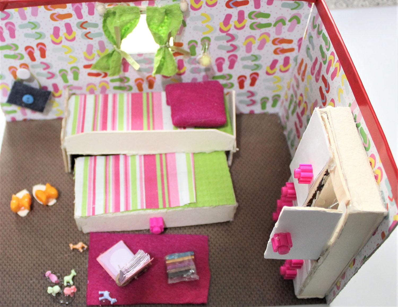 IMG 5216 - מיניאטורות :חדר נסיכות