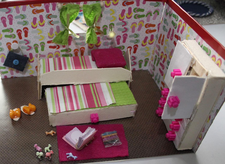 IMG 5219 - מיניאטורות :חדר נסיכות