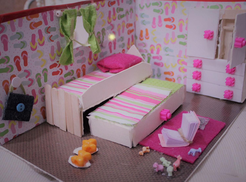IMG 5224 - מיניאטורות :חדר נסיכות