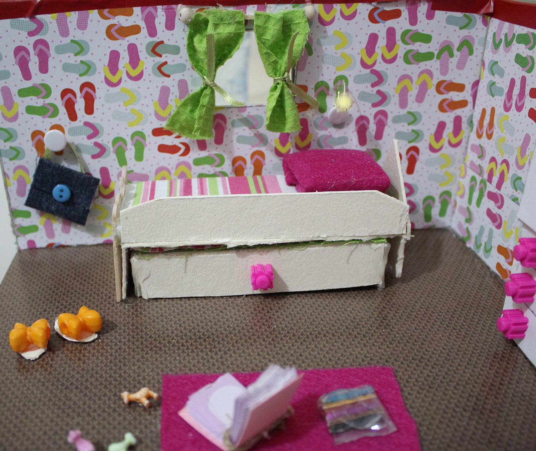 IMG 5231 - מיניאטורות :חדר נסיכות