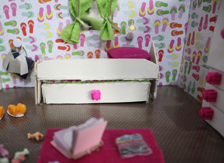 IMG 5234 - מיניאטורות :חדר נסיכות
