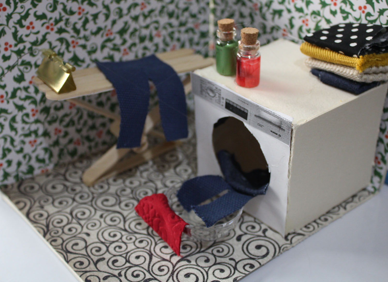 IMG 5275 - מיניאטורות: חדר כביסה