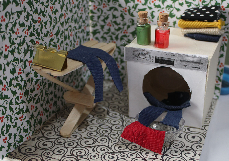 IMG 5276 - מיניאטורות: חדר כביסה