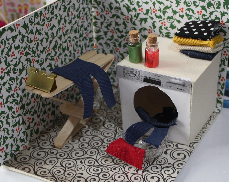 IMG 5278 - מיניאטורות: חדר כביסה