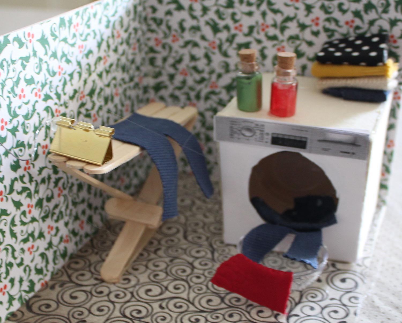IMG 5283 - מיניאטורות: חדר כביסה