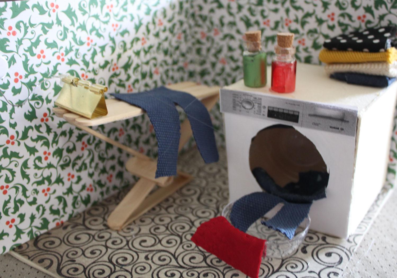 IMG 5284 - מיניאטורות: חדר כביסה