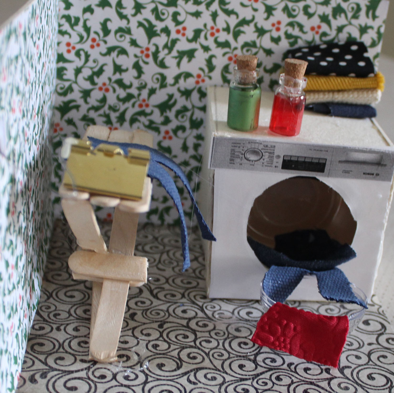 IMG 5285 - מיניאטורות: חדר כביסה