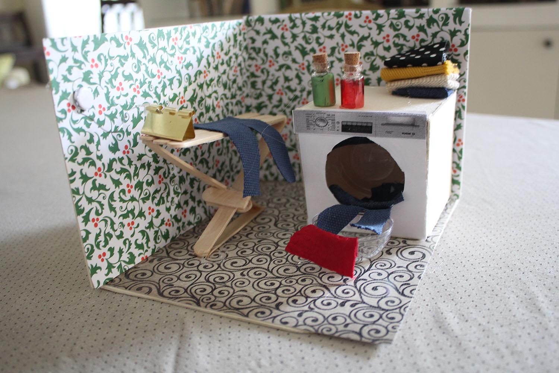 IMG 5287 - מיניאטורות: חדר כביסה
