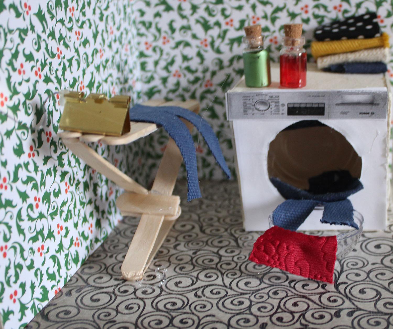 IMG 5290 - מיניאטורות: חדר כביסה