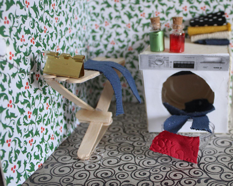 IMG 5292 - מיניאטורות: חדר כביסה