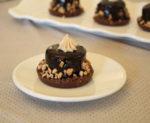 IMG 5333 150x123 - עוגת טורט מוס קפה פרלין