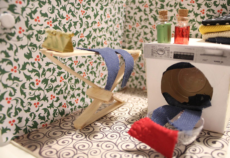 IMG 5417 - מיניאטורות: חדר כביסה