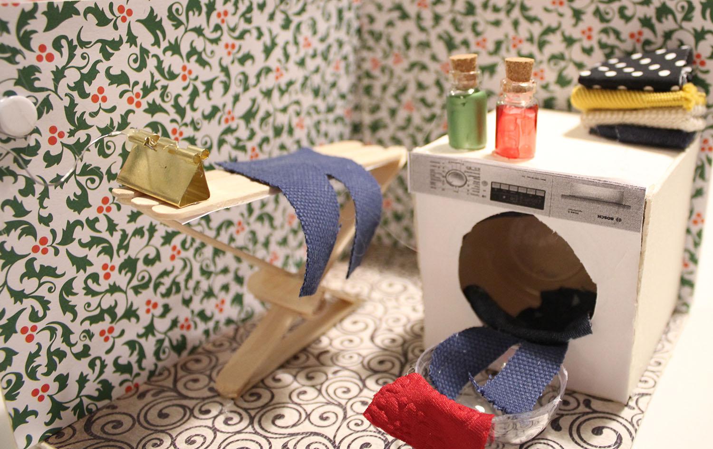 IMG 5418 - מיניאטורות: חדר כביסה