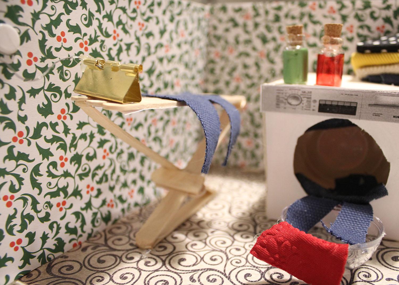 IMG 5419 - מיניאטורות: חדר כביסה