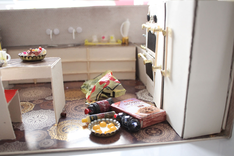 IMG 5488 - מיניאטורות: מטבח