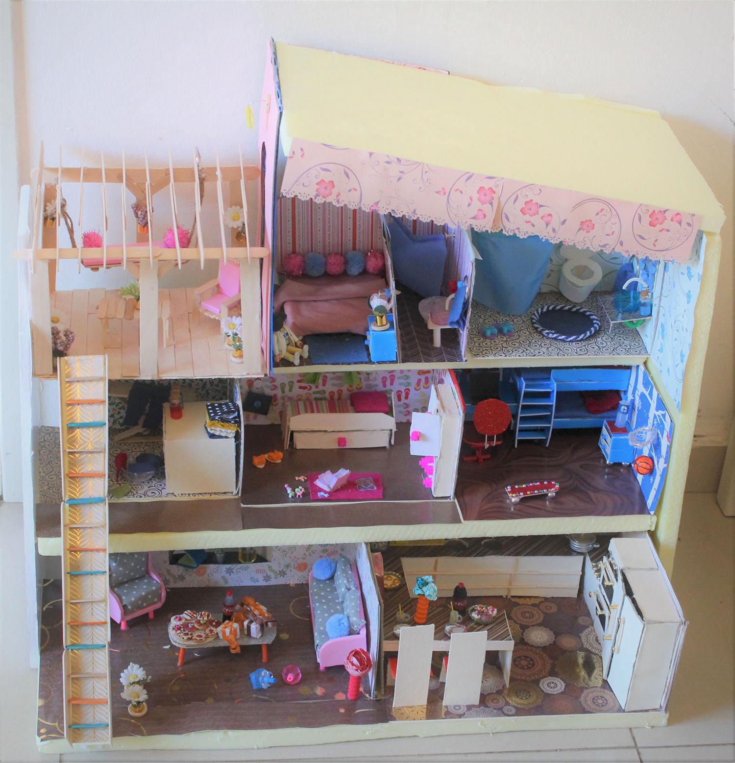 IMG 5959 - מיניאטורות: סיימנו את הבית