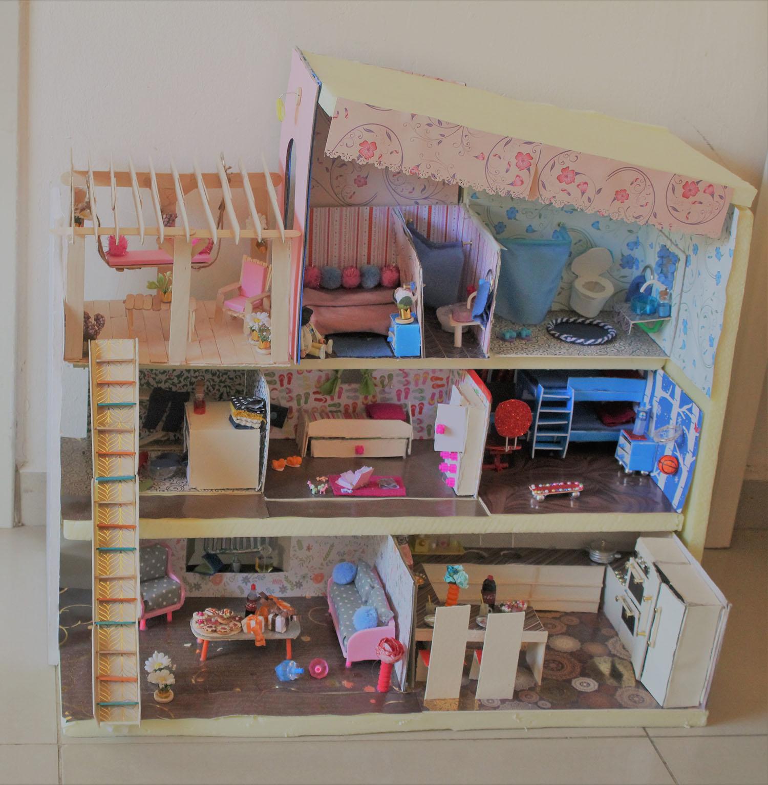 IMG 5969 - מיניאטורות: סיימנו את הבית