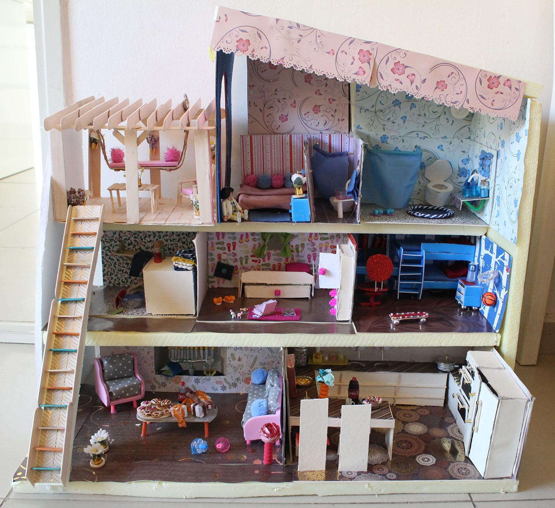 IMG 5975 - מיניאטורות: סיימנו את הבית