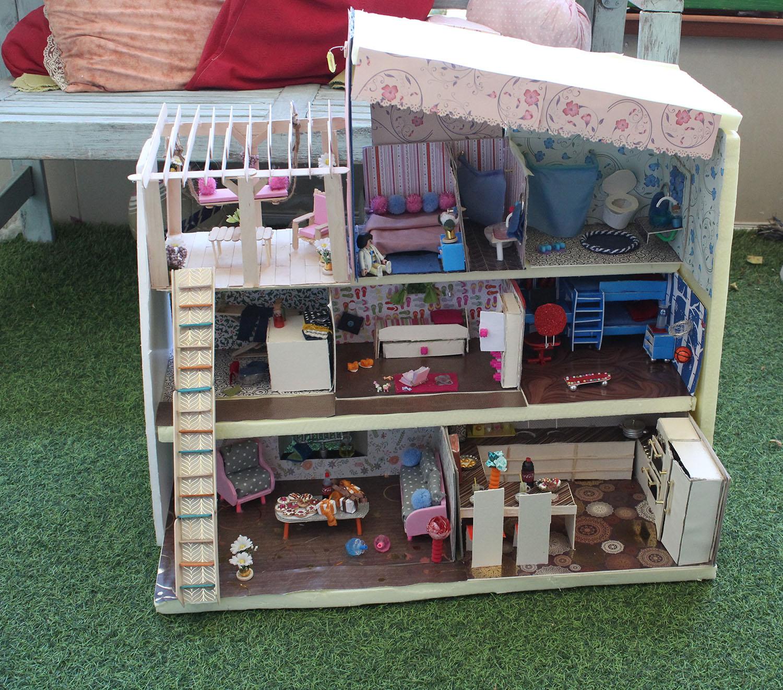 IMG 5989 - מיניאטורות: סיימנו את הבית