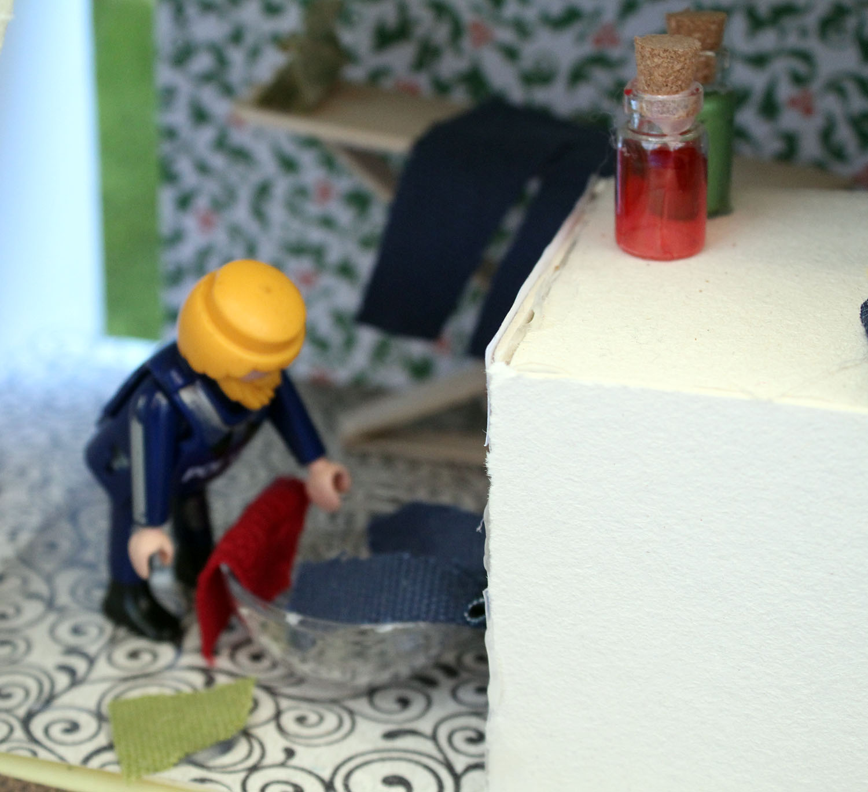 IMG 6014 - מיניאטורות: סיימנו את הבית