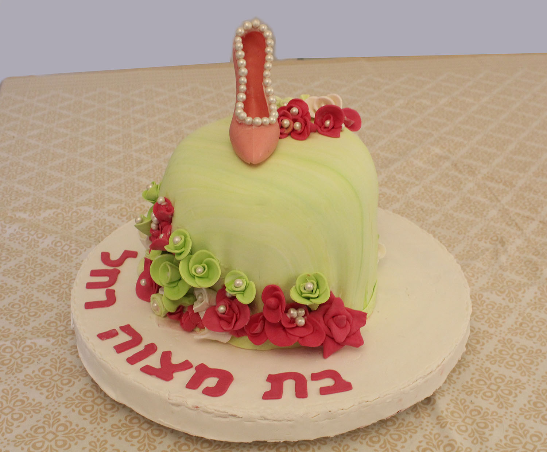 IMG 6290 - עוגה לבת מצוה