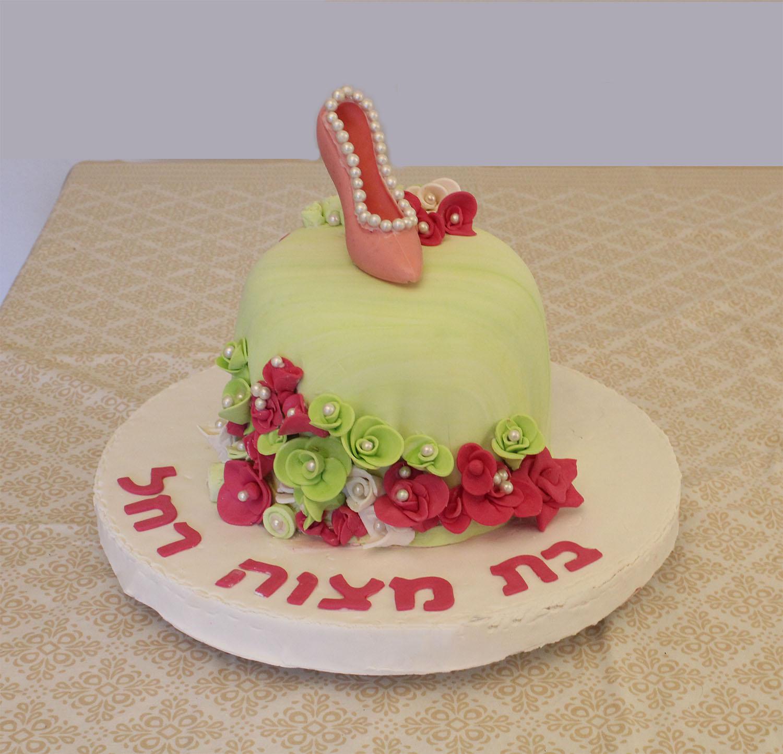 IMG 6293 - עוגה לבת מצוה