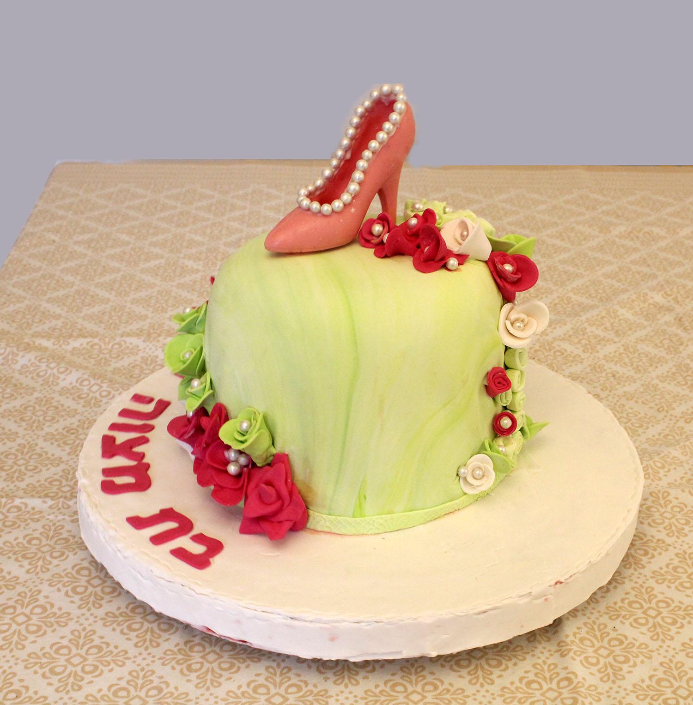IMG 6303 - עוגה לבת מצוה