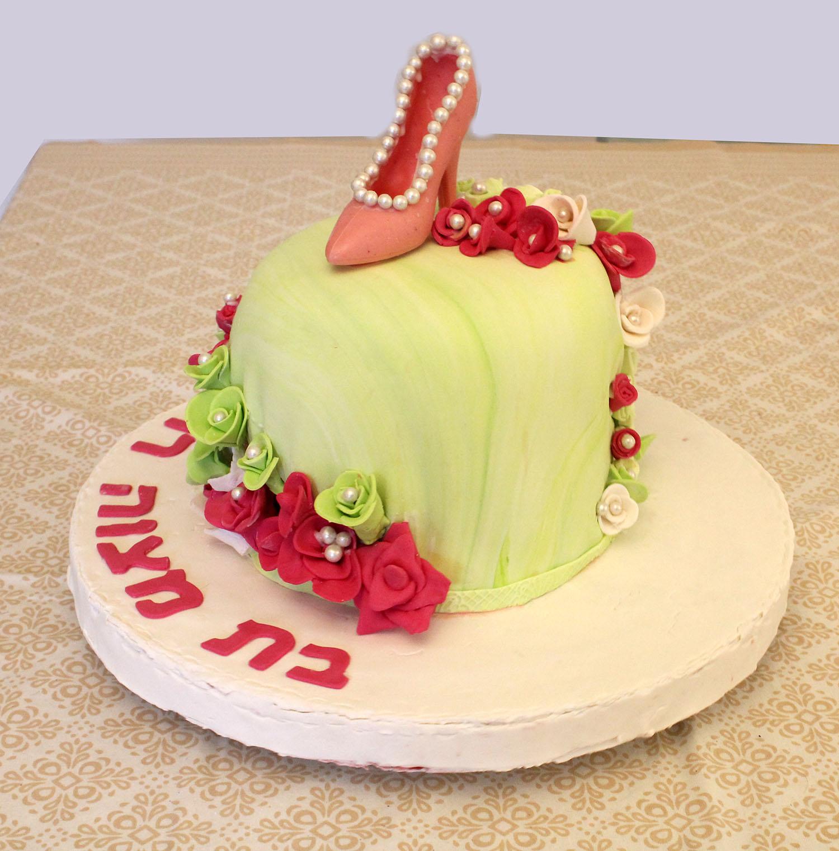 IMG 6304 - עוגה לבת מצוה