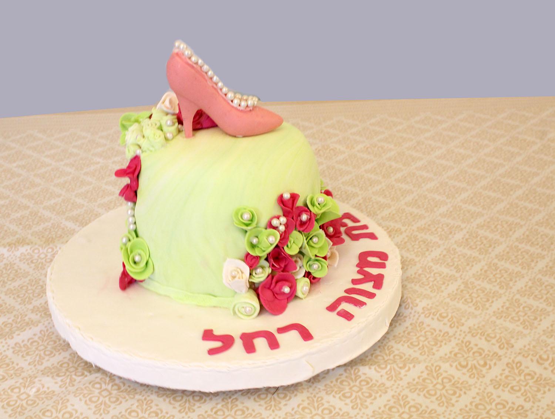 IMG 6312 - עוגה לבת מצוה